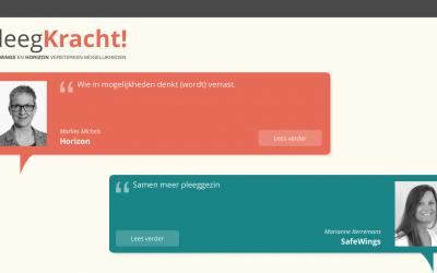 Nieuwe website Pleegkracht! is van start gegaan.
